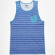 HURLEY Flight 2 Mens Tank