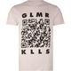 GLAMOUR KILLS Hidden Logo Mens T-Shirt