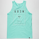 KR3W Label Mens Tank
