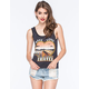 BANDIT BRAND Have Love Womens Lace Tank