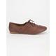 CITY CLASSIFIED Zoya Womens Wingtip Oxford Shoes