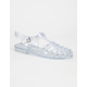 DIVA LOUNGE Gia Womens Jelly Sandals