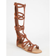 BAMBOO Crossing Womens Gladiator Sandals