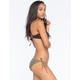 RVCA Spliced And Diced Bikini Bottoms