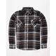RETROFIT Clayton Mens Flannel Shirt