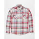 RETROFIT Dixon Mens Flannel Shirt