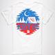 KEY STREET Go Camping Mens T-Shirt