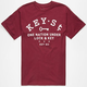 KEY STREET Standard Issue Mens T-Shirt