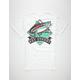 KEY STREET Steelhead Mens T-Shirt