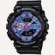 G-SHOCK S Series GMAS110HC-1A Watch