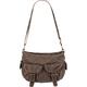 T-SHIRT & JEANS 2 Pocket Medium Crossbody Bag