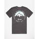 KEY STREET Take A Hike Mens T-Shirt