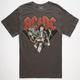 TRUNK LTD. AC/DC Britian 82 Mens T-Shirt
