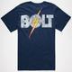 LIGHTNING BOLT OG Bolt Mens Pocket Tee