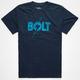 LIGHTNING BOLT Logo Mens T-Shirt