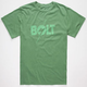 LIGHTNING BOLT Logo Mens T-Shirt