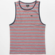 MATIX Ride Stripes Mens Pocket Tank