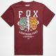 FOX Bumrusher Mens T-Shirt