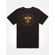 NIXON Atomic Mens T-Shirt