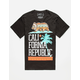 RIOT SOCIETY Tribal Cali Mens T-Shirt