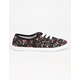 SODA Girls Ditsy Printed Lace Up Shoes