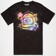 NEFF Space Kitten Mens T-Shirt