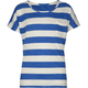 FULL TILT Essential Stripe Pocket Girls Tee