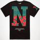 NEFF Divide & Conquer Mens T-Shirt