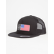 VOLCOM Stone Flag Mens Trucker Hat
