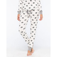 COSMIC LOVE Bear Womens Thermal Pants
