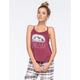 COSMIC LOVE Crochet Dream Womens Tank
