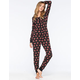 COSMIC LOVE Floral Womens Onesie