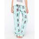 COSMIC LOVE Owl Womens Flannel Pants