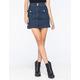 ALMOST FAMOUS Cargo Pocket Womens Denim Skirt
