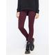 FULL TILT Cable Knit Womens Fleece Leggings
