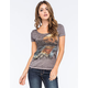 FULL TILT Mountain Scenic Womens Tee