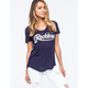 YOUNG & RECKLESS Big Script Womens Tee