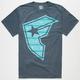 FAMOUS STARS & STRAPS Bars BOH Mens T-Shirt