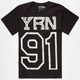 YRN Takeoff Mens T-Shirt