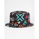 YRN Mens Reversible Bucket Hat
