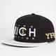 YRN Logo Mens Snapback Hat
