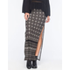 FULL TILT Double Side Slit Maxi Skirt