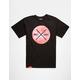 LA FAMILIA Don't Shoot Logo Mens T-Shirt