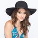 RIP CURL Nirvana Crushable Womens Boho Hat