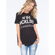 YOUNG & RECKLESS Big Time Womens Tee