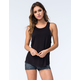 FULL TILT SPORT Hi Neck Womens Tank
