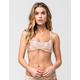 BILLABONG Paisley Bralette Crossback Reversible Bikini Top