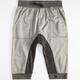 BROOKLYN CLOTH Color Block Mens Jogger Shorts
