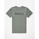 RVCA Big RVCA Mens T-Shirt