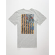 RVCA Dream Flag Mens T-Shirt